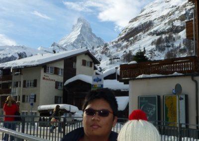 Christmas in Zermatt 2012