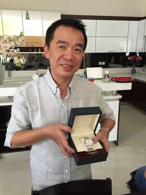 Rudy's Birthday in Jakarta