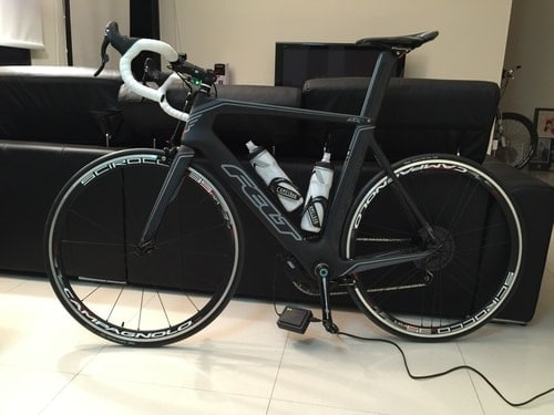 My new road bike… a FELT AR3