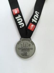 medal of TNF