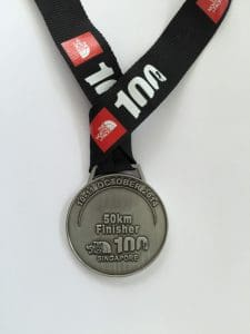medal of TNF
