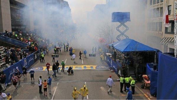 Boston Marathon… what a sad day…