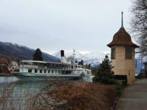 A visit to Thun 2012