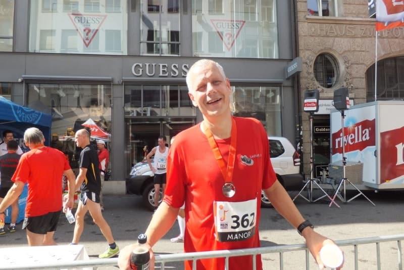Basler City Marathon…