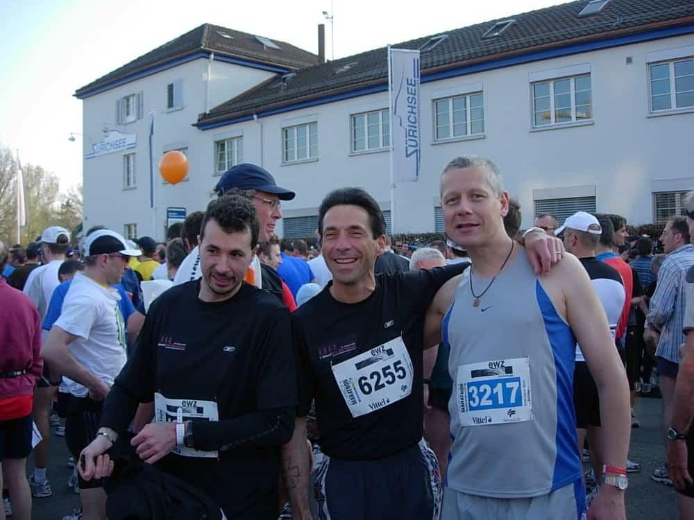 Zurich Marathon 2005