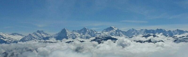 Mount Niesen by Bern