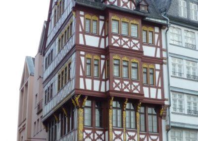 Spending the day in Frankfurt 2012