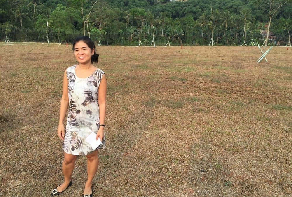 Trip to Linggas property in Jakarta…