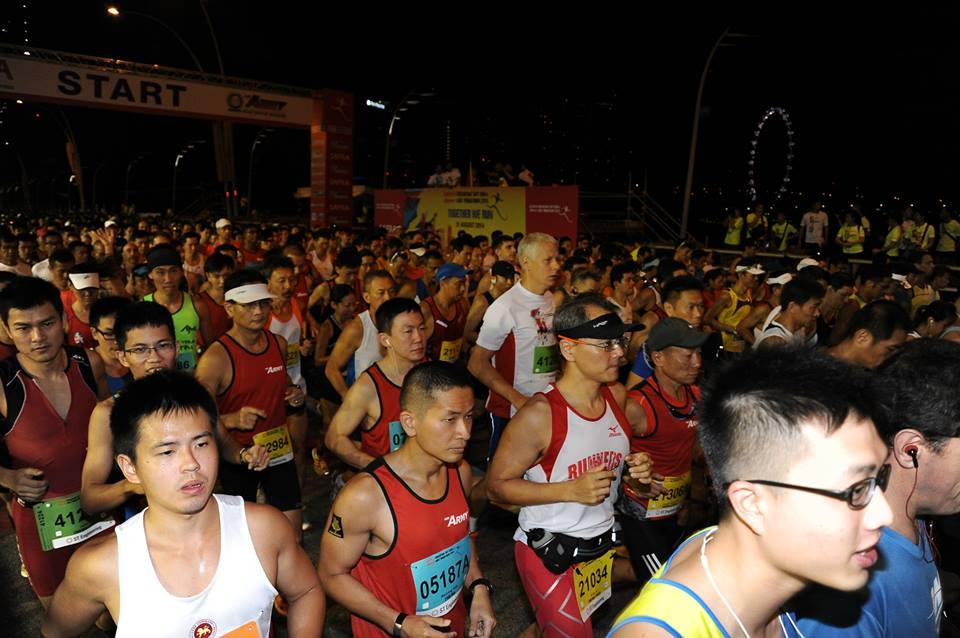 SAFRA Half Marathon