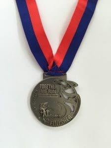 SAFRA Half-Marathon 2014