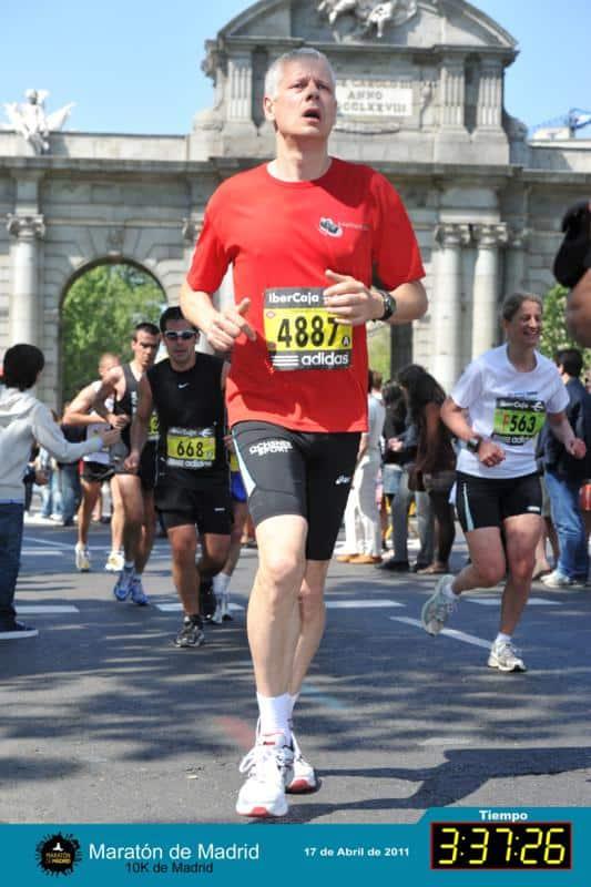 Madrid Marathon 2011